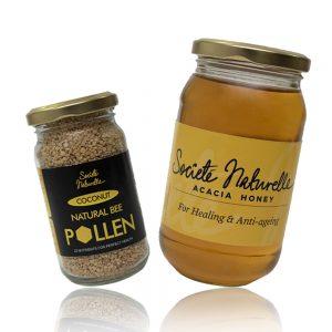 acacia-500 + Pollen